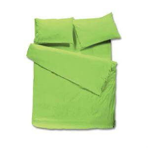 100% כותנה בצבע ירוק