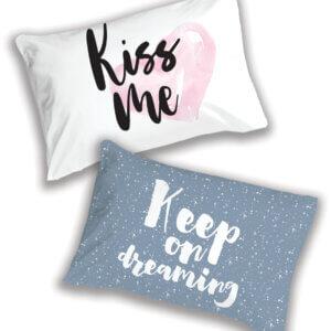זוג ציפיות מודפסות דגם Dreaming